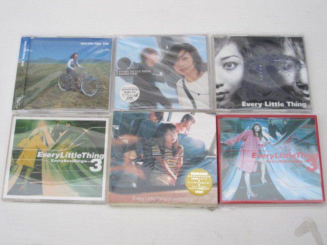 EveryLittleThing  CD 6枚セット
